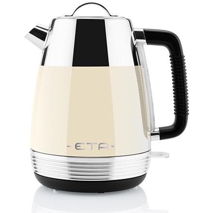 ETA Storio Kettle ETA918690040 Standard, 2150 W, 1.7 L, Stainless steel, 360° rotational base, Beige