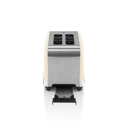 ETA Storio Toaster  ETA916690040  Power 930 W, Housing material Stainless steel, Beige