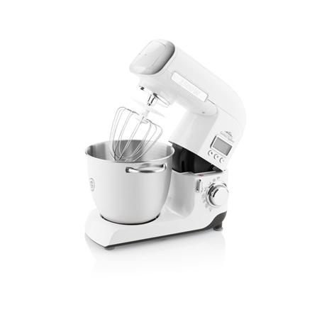ETA Kitchen machine Gratus Kalibro ETA003890010 1500 W, Number of speeds 8, Bowl capacity 6.7 L, Blender, Meat mincer, White