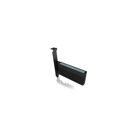 Icy Box IB-PCI214M2-HSL PCIe extension card