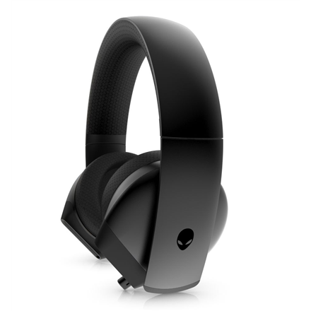 Dell Alienware Gaming Headset AW310H Built-in microphone, Wired, Black