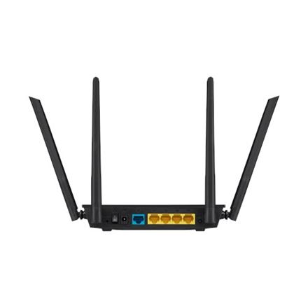 Asus Dual-Band Wi-Fi Router AC750 RT-AC51 802.11ac, 300+433 Mbit/s, 10/100 Mbit/s, Ethernet LAN (RJ-45) ports 4, Mesh Support No, MU-MiMO No, No mobile broadband, Antenna type External