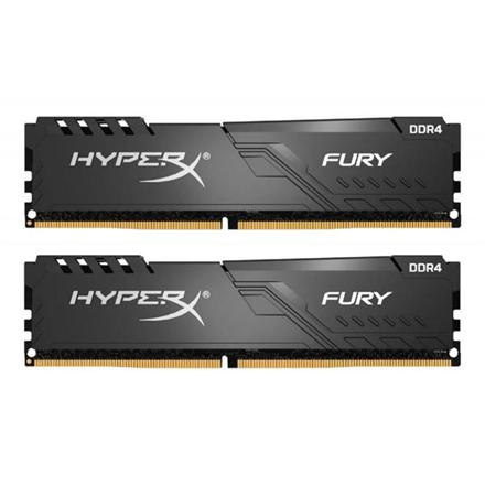 Kingston HyperX Fury 16 GB, DDR4, 3000 MHz, PC/server, Registered No, ECC No