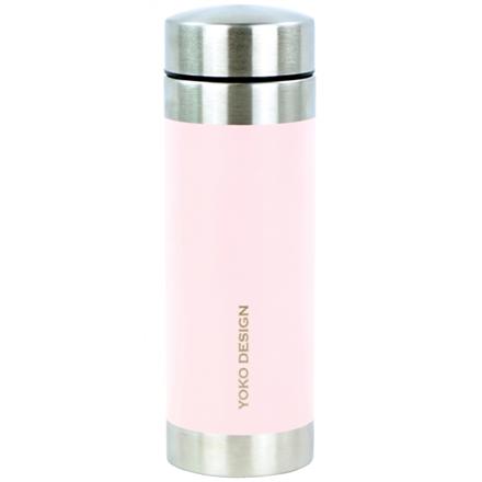 Yoko Design Isothermal Tea pot Capacity 0.35 L, Material Stainless steel, Rose
