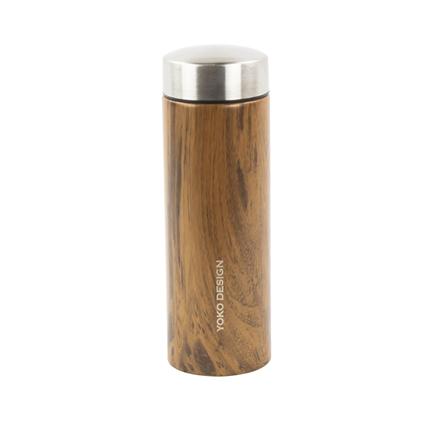 Yoko Design Isothermal Tea pot Capacity 0.35 L, Material Stainless steel, Wood