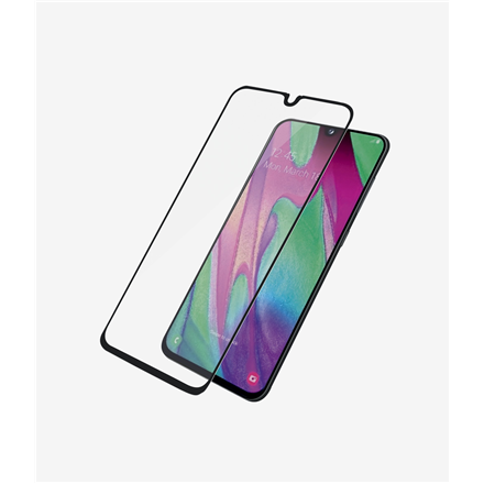 PanzerGlass Samsung, Galaxy A40, Glass, Transparent, Case Friendly