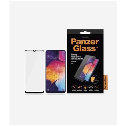 PanzerGlass Case Friendly, Samsung, Galaxy A30/A50/A30s/A50s/M21/M31, Black