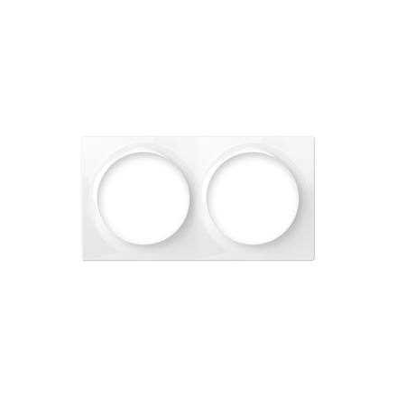 Fibaro Double Cover Plate