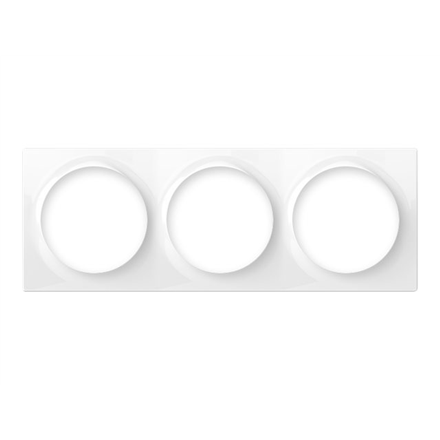 Fibaro Triple Cover Plate