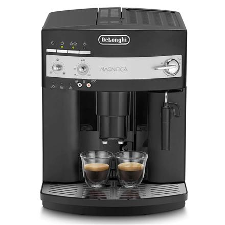 Delonghi Coffee maker ESAM 3000 Magnifica Pump pressure 15 bar, Fully automatic, 1350 W, Black