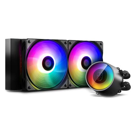 Deepcool Liquid cpu cooler CASTLE 240RGB V2