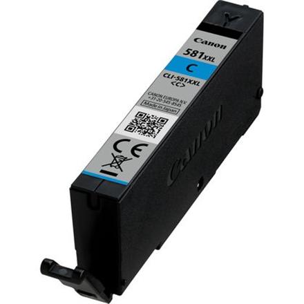 Canon CLI-581XXL Ink Cartridge XXL, Cyan