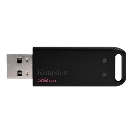 Kingston DataTraveler DT20 32 GB, USB 2.0, Black