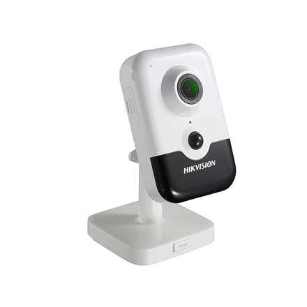 Hikvision IP Camera DS-2CD2421G0-IW F2.0 Cube, 2 MP, 2mm/F2.0, H.265, H.265+, H.264, H.264+, Micro SD, Max.256GB
