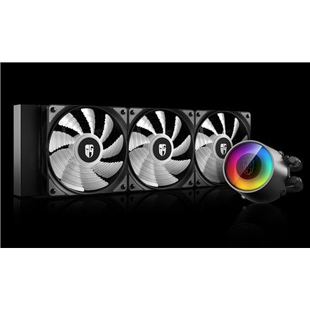 Deepcool Liquid cooler RGB CASTLE 360RGB V2