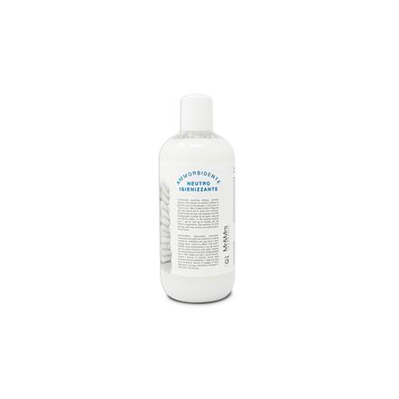 Mr&Mrs Softener without perfume JLAU500ANP 0,5 L, Height 18.5 cm, Width 7 cm, White