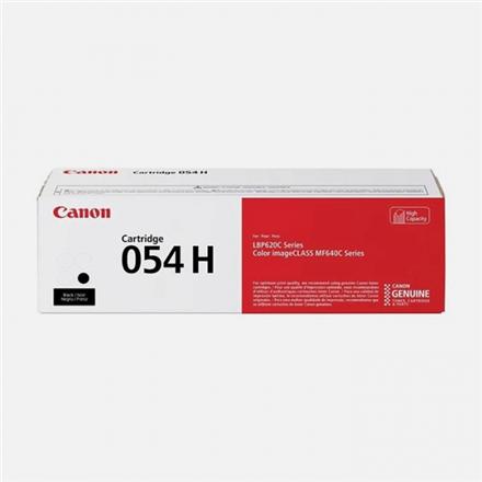 Canon 054 H Toner cartridge, Black