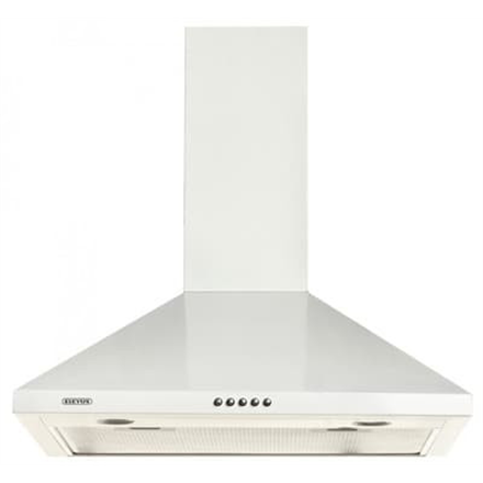 Eleyus Hood KVT L 15 150 50 WH Wall mounted, Energy efficiency class D, Width 50 cm, 443 m³/h, Mechanical control, LED, White