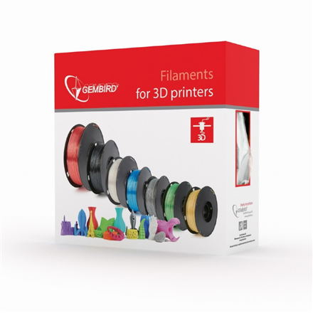Flashforge PLA Filament 1.75 mm diameter, 1kg/spool, Orange