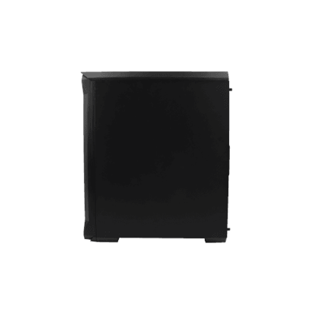 GENESIS IRID 505 ARGB Pc case, Midi tower, 2xUSB 3.0, 2xUSB 2.0, 2x Jack, Black