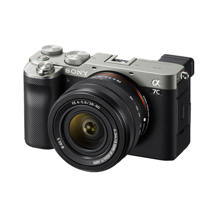 """Sony Full-frame Mirrorless Interchangeable Lens Camera Alpha A7C Mirrorless Camera body, 24.2 MP, ISO 102400, Display diagonal 3.0 """", Video recording, Wi-Fi, Fast Hybrid AF, Magnification 0.59 x, Viewfinder, CMOS, Black, Body Only"""