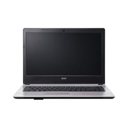 """Acer One Silver, 14 """", HD, 1366x768 pixels, Intel Pentium Gold, 4415U, 4 GB, DDR4, SSD 256 GB, Intel, Windows 10 Home, 802.11 b/g/n, Keyboard language English, Warranty 24 month(s)"""