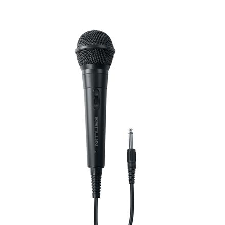 Muse Professional Wierd Microphone MC-20B Black