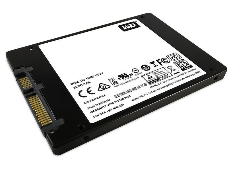 WD Blue SSD 3D NAND 500GB 2,5inch