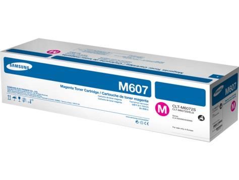 SAMSUNG CLT-M6072S Magenta Toner Cartrid