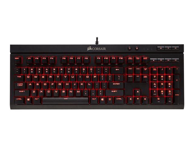 CORSAIR K68 RED LED MX Red US
