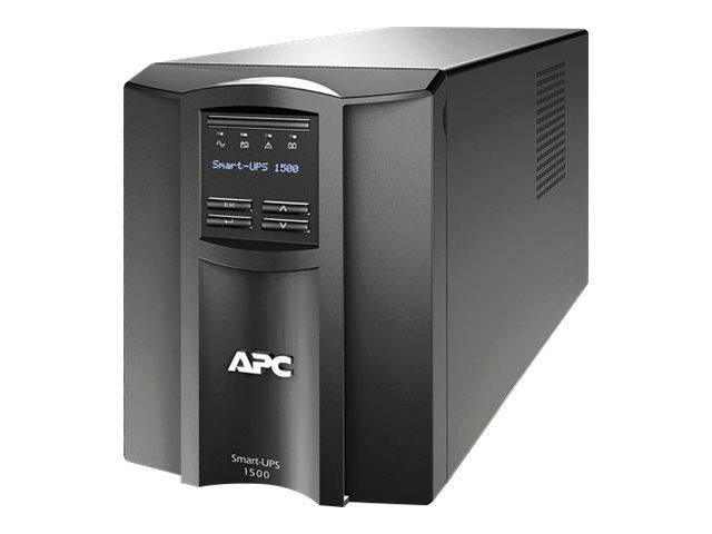 APC SmartConnect UPS SMT 1500 VA Tower