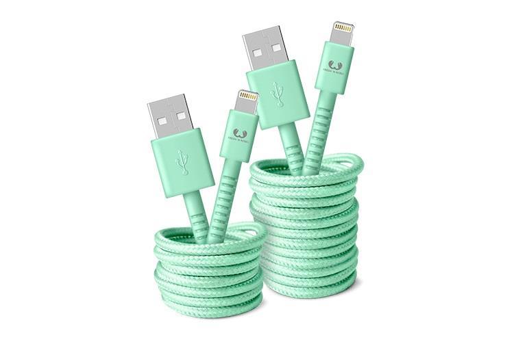 FRESHN REBEL Fabriq Lightning Cable