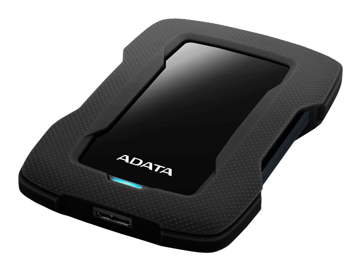 ADATA HD330 2TB USB3.1 HDD 2.5i Black