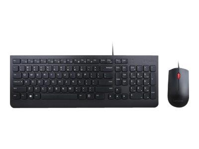 LENOVO Essential Wired Combo LT
