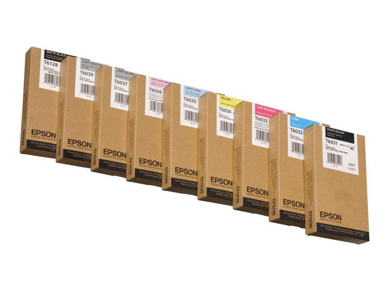 EPSON ink yellow StylusPro 7800 7880