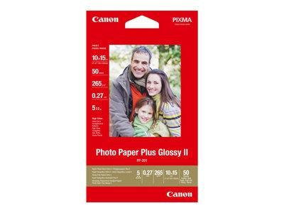 CANON PP-201 Photopaper 4x6 50sheet
