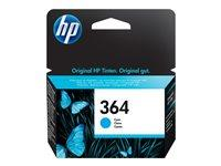 HP 364 Ink cyan Vivera (DE)