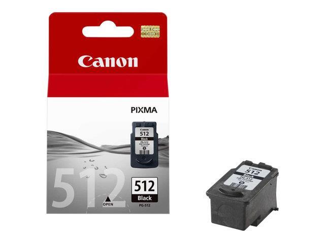 CANON PG-512bk ink black