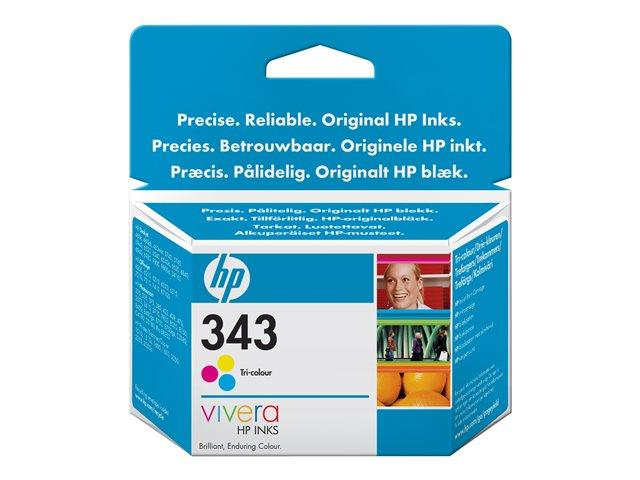 HP 343 ink 7ml color (ML)