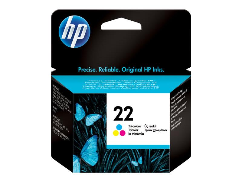 HP 22 ink color 5ml PSC1410