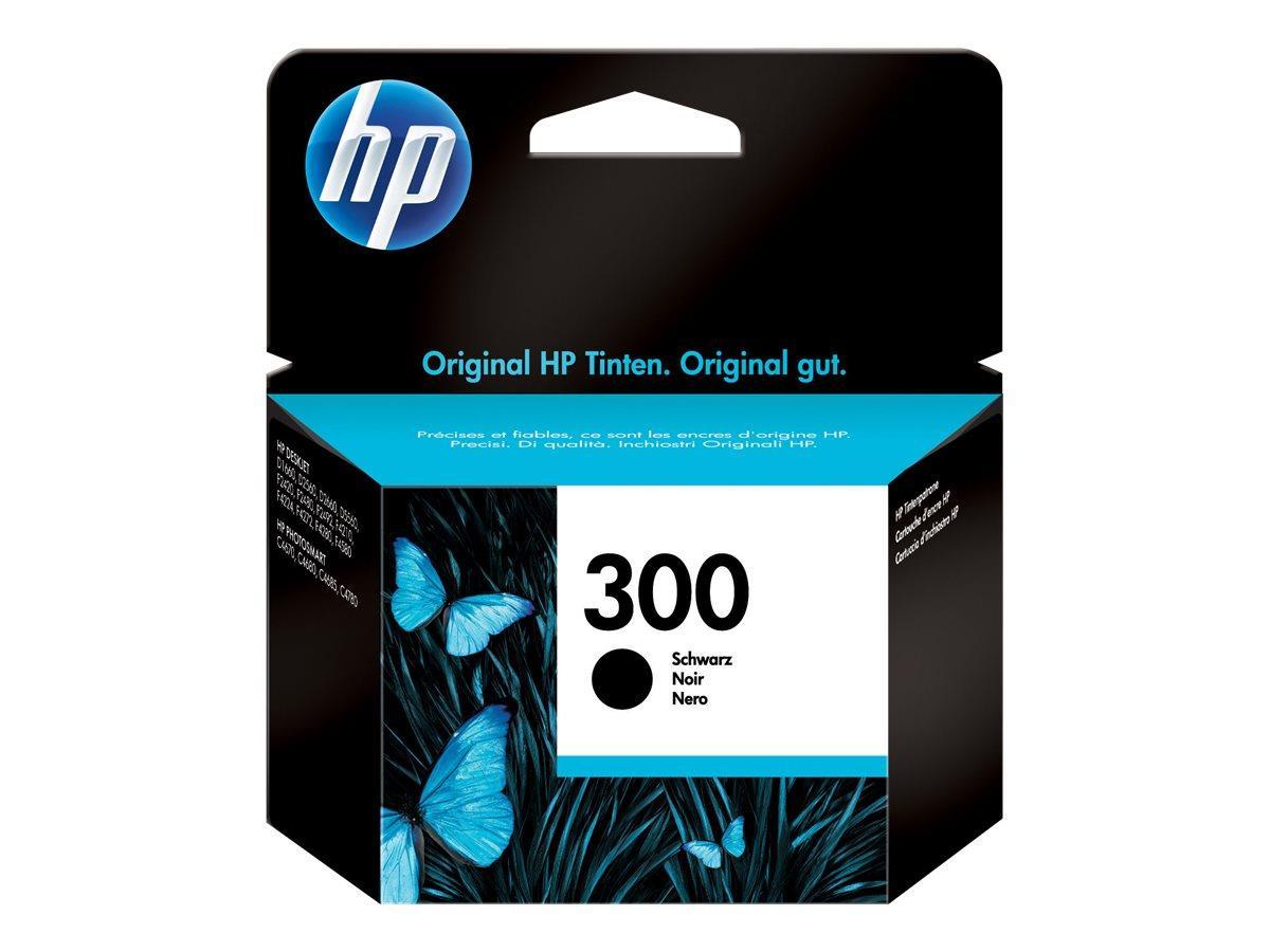 HP 300 ink black Vivera 4ml (ML)
