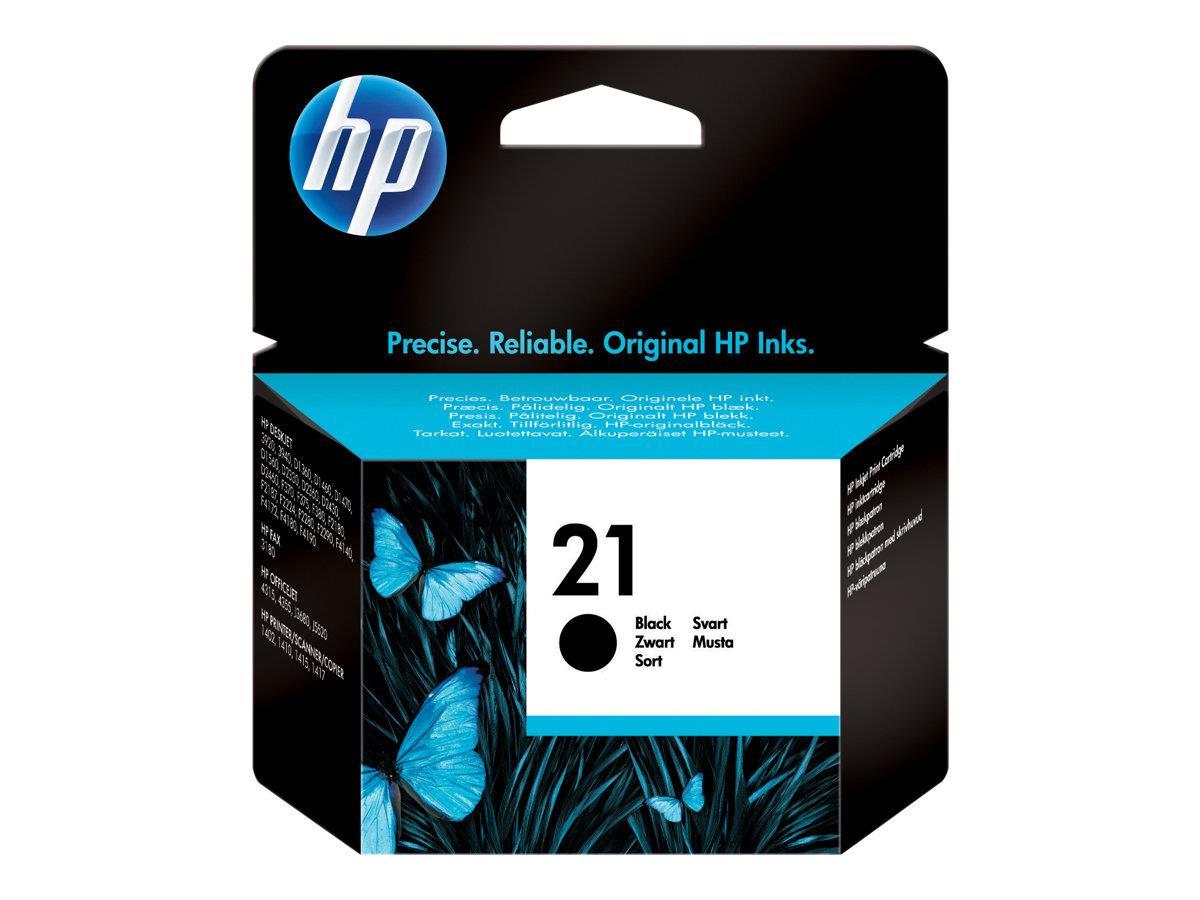 HP 21 ink black 5ml PSC 1410 blister