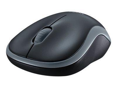 LOGI M185 Wireless Mouse SWIFT GREY EER2