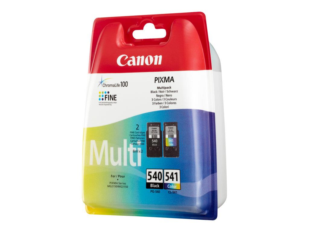 CANON PG-540/CL-541 Multi pack blister