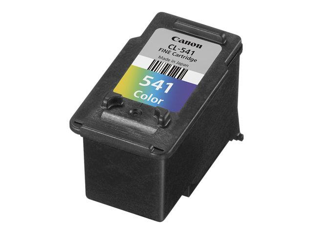CANON CL-541 ink colour blister