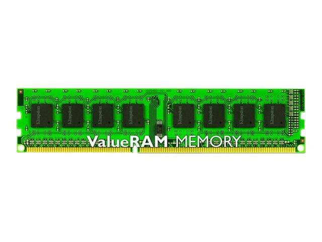KINGSTON 8GB DDR3 1333MHz non-ECC CL9