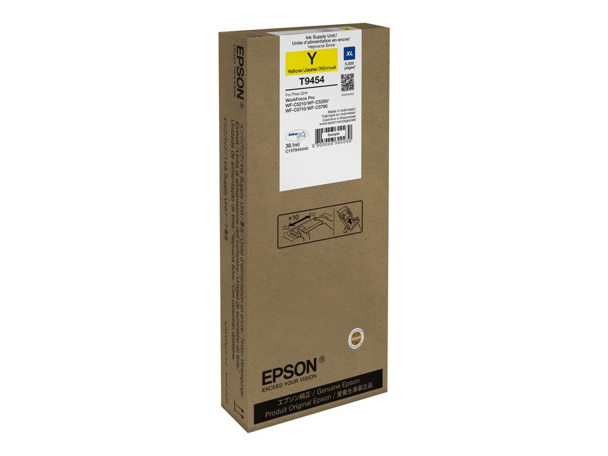 EPSON WF-C5xxx Ink Cart. XL Yell. 5000s