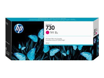HP 730 300 ml Magenta Ink Cartridge