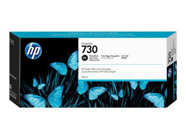 HP 730 300 ml Photo Black Ink Crtg