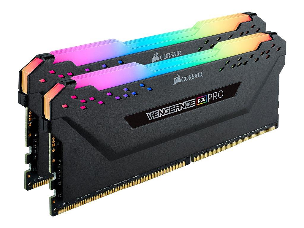 CORSAIR 16GB RAMKit 2x8GB DDR4 3600MHz